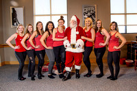 Pure Barre & Santa